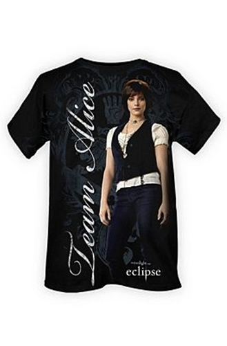 Alice Cullen Eclipse T- Shirt!