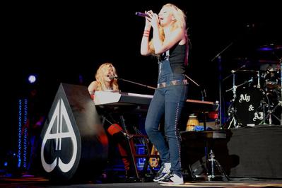 Aly and AJ Performances!