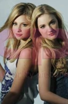 Aly and AJ!