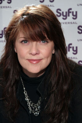 Amanda Tapping achtergrond called Amanda T