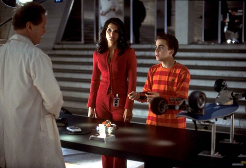 Angie in Agent Cody Banks