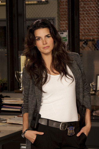 Angie in Rizzoli & Isles