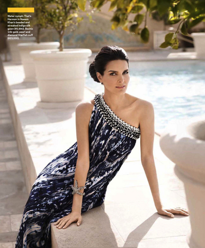 Angie in Town & Country