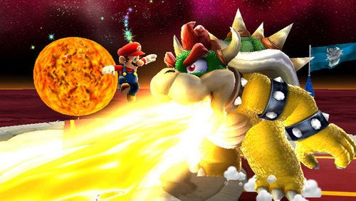 Awesome Super Mario Galaxy picture