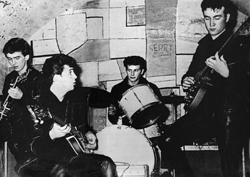 Beatles at the Aintree Institute