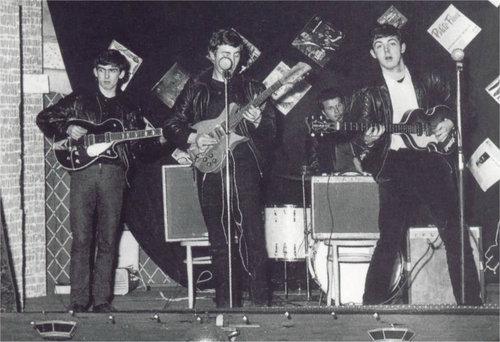 Beatles in Alderscot