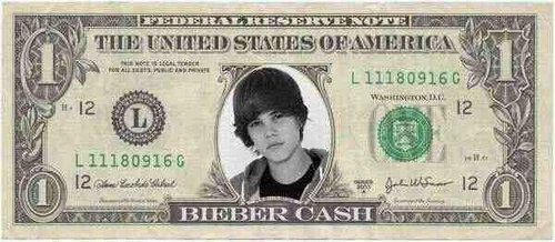 Bieber Cash