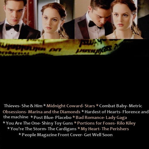 Blair & Chuck - soundtrack