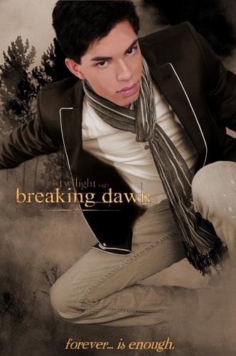 Breaking Dawn's Benjamin?