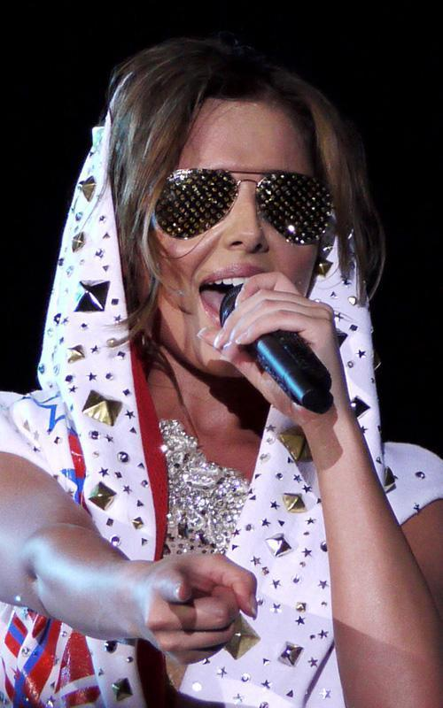 Cheryl Cole bringing an end to her UK tour in Birmingham (June 2)  - cheryl-cole photo