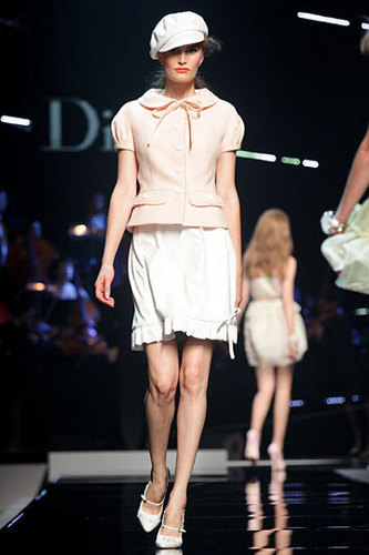 Christian Dior Resort 2011 Womenswear