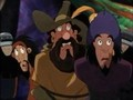 Clopin Gets Scared Too
