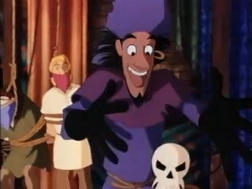 Clopin is Totally Innocent