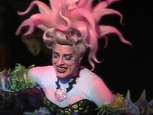 Close up of Ursula