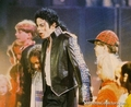 DANGEROUS TOUR - michael-jackson photo