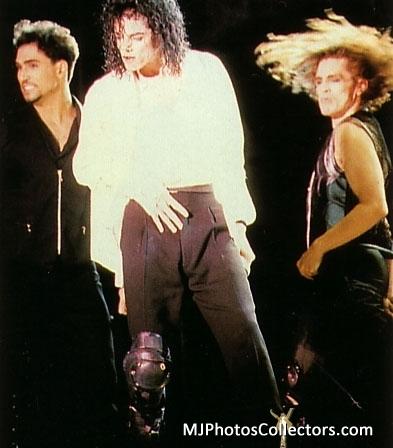 Michael Jackson concerts wallpaper entitled DANGEROUS TOUR