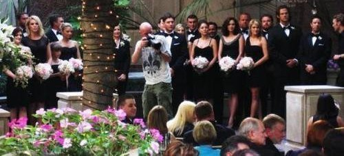 Danneel  Harris Wedding
