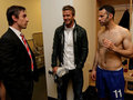 Neville, Beckham & Giggs - manchester-united photo