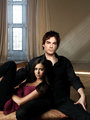 Delena ♥ - the-vampire-diaries-couples fan art