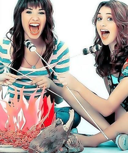 Anna,Alyson,and Demi images Demi & Alyson HD wallpaper and ...