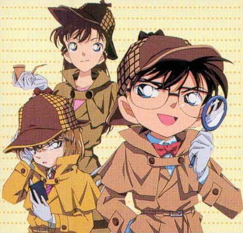 Detective Conan pics