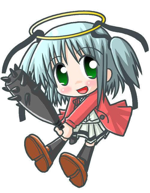 Beating Angel Dokuro-Chan images Dokuro-chan XD fond d'écran