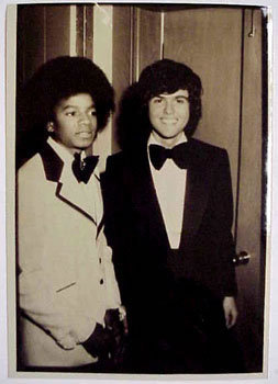 Donny & Michael Jackson - donny-osmond Photo
