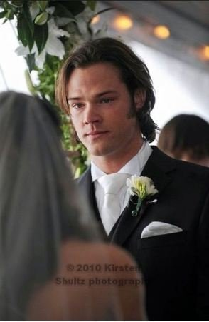 Jared Padalecki wallpaper entitled From Jareds wedding & from the rehearsal