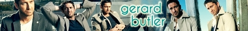 Gerard Butler photo titled Gerard Banner