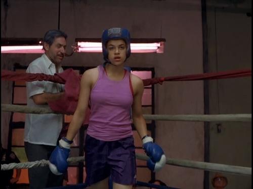 मिशेल रोड्रिगेज़ वॉलपेपर titled Girlfight