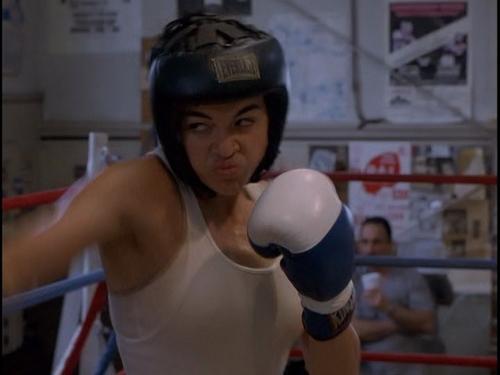 Michelle Rodriguez fond d'écran called Girlfight