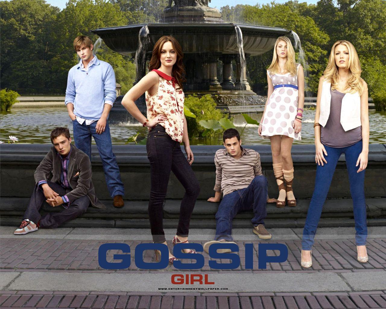Gossip Girl <3 - gossip-girl wallpaper