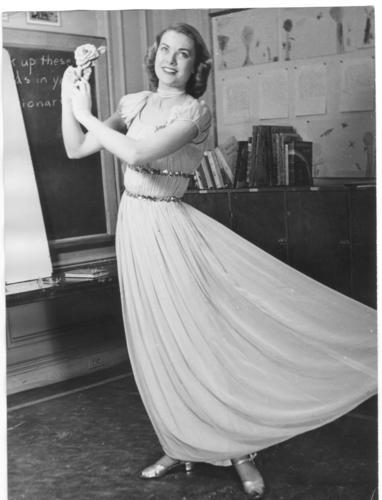 Grace Kelly Teacher