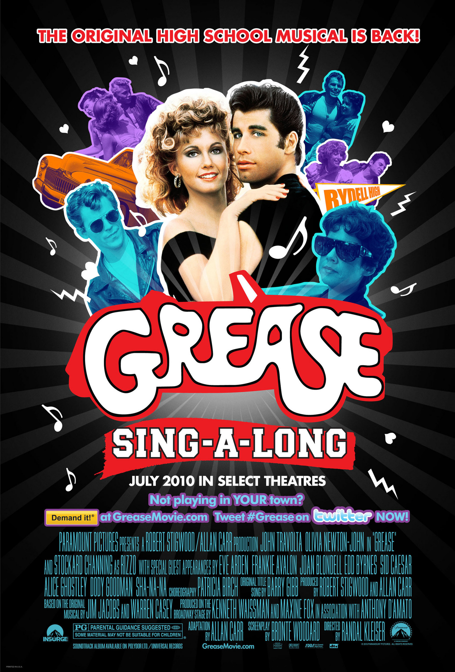 grease the movie images grease singalong hd wallpaper