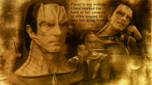 Gul Dukat - star-trek-deep-space-nine Fan Art