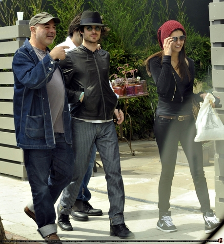 Ian&Nina La  May 28th