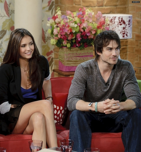Ian & Nina - This Morning (HQ)