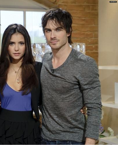 Ian & Nina - This Morning (HQ)