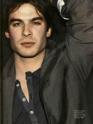 Ian Somerhalder, some nice pics