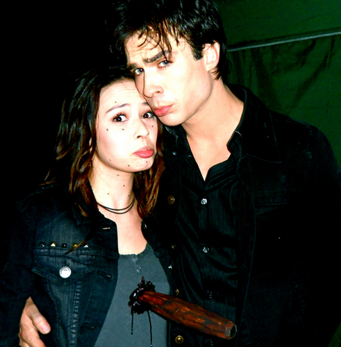 Ian and Malese