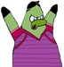 Invader Xet - from Club Penguin Fanon Wiki - invader-zim-fancharacters icon