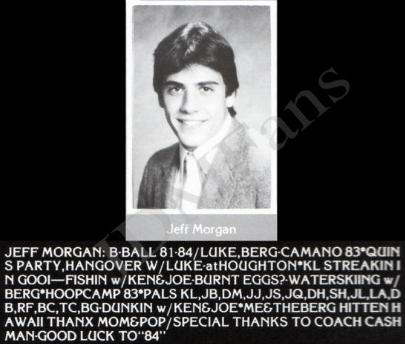 Jeffrey Dean 摩根