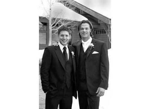Дженсен Эклс Обои titled Jensen & Jared