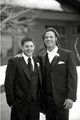 Jensen at Jared's Wedding - jensen-ackles photo
