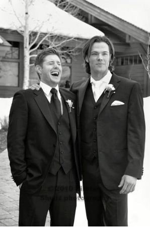 Дженсен Эклс Обои called Jensen at Jared's Wedding