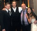 Jensen at Jared's Wedding