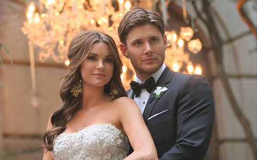 Jensen Ackles wallpaper entitled Jensen's wedding