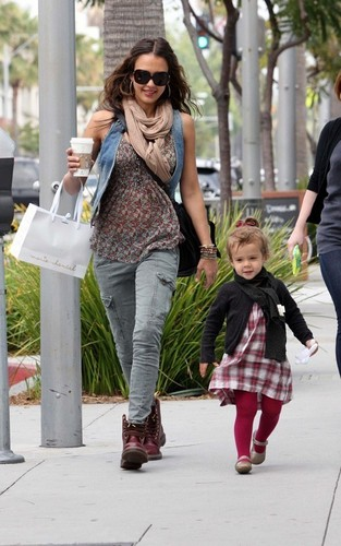 Jessica & Honor in Beverly Hills