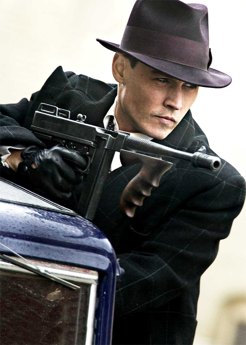 john dillinger americas public enemy number one Et public enemies (2004), inspiré de l'histoire de john dillinger et adapté au  he made dillinger americas first public enemy number one and.