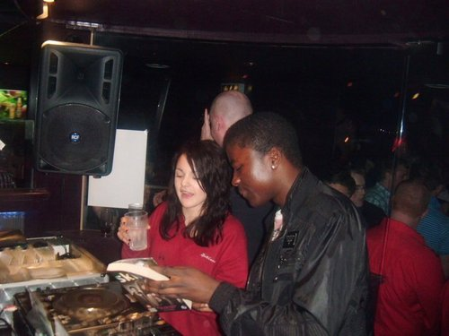 "Kat and Merv @ ""The Bank Newry"" 29/05/2010"